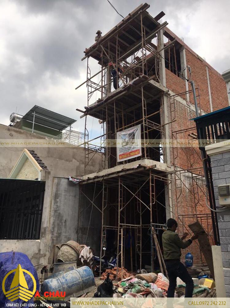 xây dựng nhà trọn gói tphcm